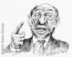Bildergebnis für martin schulz karikatur